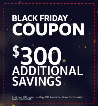 Black Friday coupon