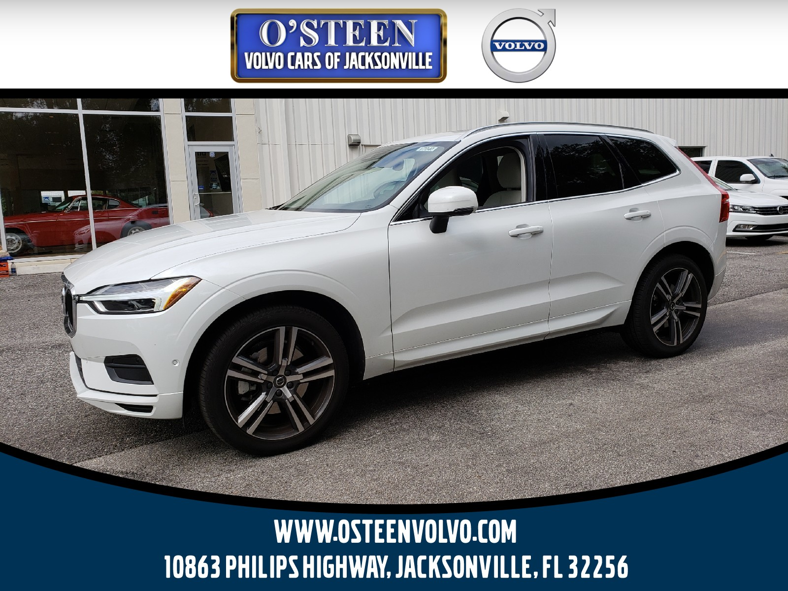 2018 Volvo XC60 MANAGER DEMO - T6 AWD Momentum SUV