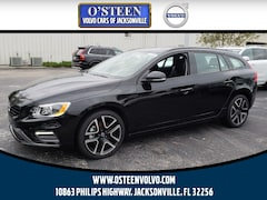 2018 Volvo V60 MANAGER'S DEMO - T5 FWD Dynamic Wagon