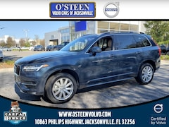 Certified Pre-Owned 2018 Volvo XC90 T6 AWD Momentum (7 Passenger) SUV YV4A22PK2J1388701 for Sale in Jacksonville