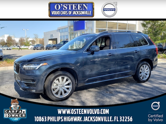 certified pre-owned volvo cars and suvs for sale in jacksonville, fl