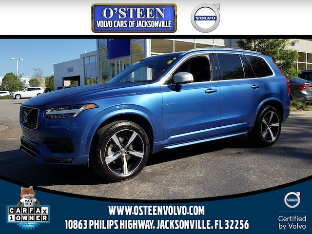 Who Owns Volvo >> Certified Pre Owned Volvo Cars And Suvs For Sale In Jacksonville Fl