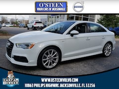 Pre-Owned 2015 Audi A3 2.0T Premium (S tronic) Sedan WAUKFGFF1F1079755 for Sale in Jacksonville near Fruit Cove