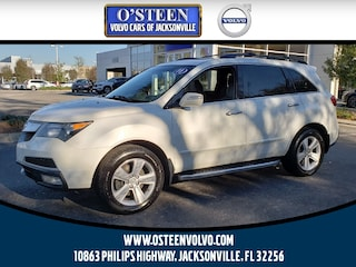 Pre-Owned 2011 Acura MDX With Technology Package SUV 2HNYD2H68BH509595 for Sale in Jacksonville near Fruit Cove
