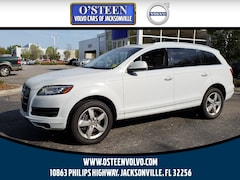 Pre-Owned 2015 Audi Q7 3.0T Premium (Tiptronic) SUV WA1CGAFE1FD022571 for Sale in Jacksonville near Fruit Cove