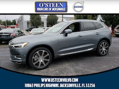 2018 Volvo XC60 Hybrid T8 Inscription SUV LYVBR0DL4JB113862