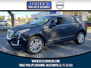 Pre-Owned 2018 CADILLAC XT5 Premium Luxury SUV 1GYKNERS5JZ140239 for Sale in Jacksonville near Fruit Cove