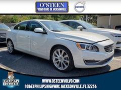 Pre-Owned 2016 Volvo S60 T5 Platinum Inscription Sedan LYV402FM1GB100905 for Sale in Jacksonville near Fruit Cove