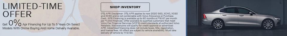 Select Models - 0% APR