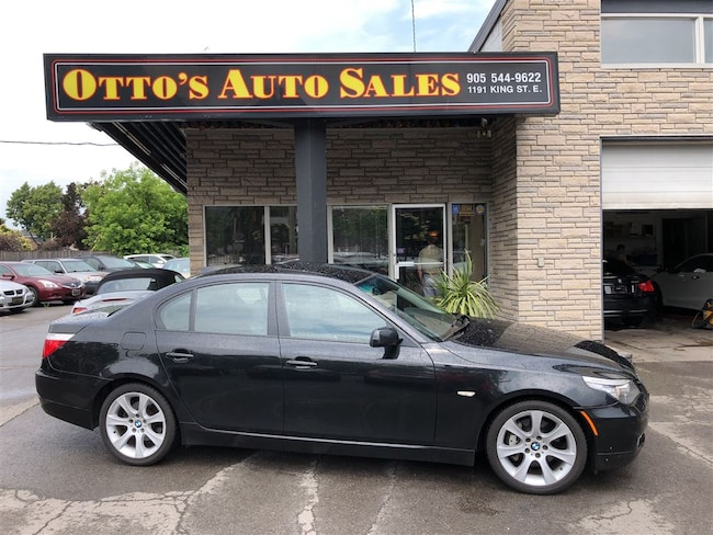 2008 BMW 5 Series 535xi, Sport, Sunroof, Clean Car Proof, Alloys Sedan