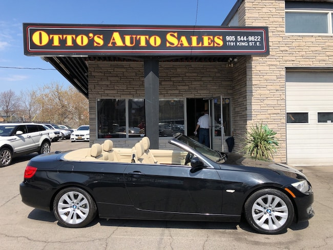 2011 BMW 3 Series 328i, Extra Clean, Low KMs, Cream Leather Seats Convertible