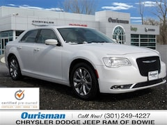 Certified Pre-Owned 2016 Chrysler 300 Limited Sedan Bowie, MD