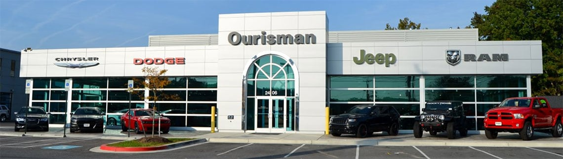 Marvelous New U0026 Used Cars Around Bowie, MD. Here At Ourisman Chrysler Dodge Jeep ...