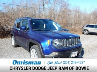 New 2018 Jeep Renegade LATITUDE 4X2 Sport Utility Bowie MD