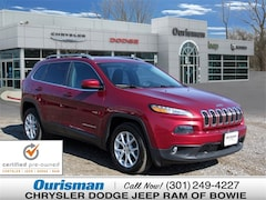 Certified Pre-Owned 2016 Jeep Cherokee Latitude FWD SUV Bowie, MD