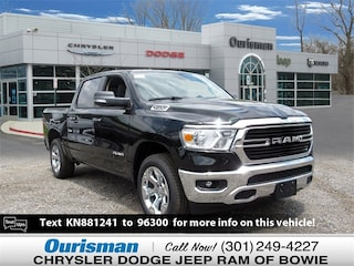 New 2019 Ram 1500 BIG HORN / LONE STAR CREW CAB 4X4 5'7 BOX Crew Cab Bowie MD
