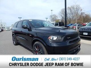 New 2018 Dodge Durango SRT AWD Sport Utility Bowie MD