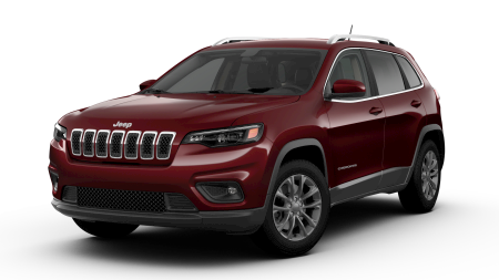 2019 Jeep Cherokee Latitude Plus trim model available at Crown CDJR of Dublin.