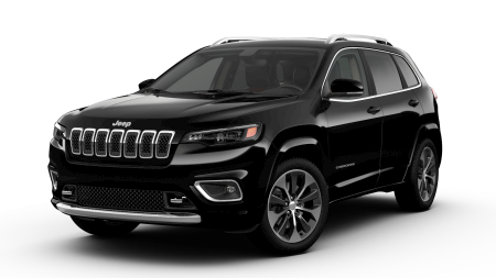 2019 Jeep Cherokee Overland trim model available at Crown CDJR of Dublin.