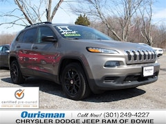 Certified Pre-Owned 2017 Jeep Cherokee Sport FWD SUV Bowie, MD