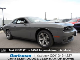 New 2019 Dodge Challenger SXT Coupe Bowie MD
