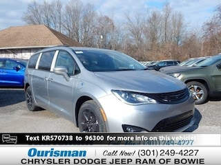 New 2019 Chrysler Pacifica Hybrid TOURING L Passenger Van Bowie MD