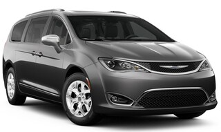 New 2019 Chrysler Pacifica LIMITED Passenger Van Bowie MD