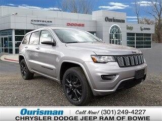 New 2019 Jeep Grand Cherokee ALTITUDE 4X4 Sport Utility Bowie MD