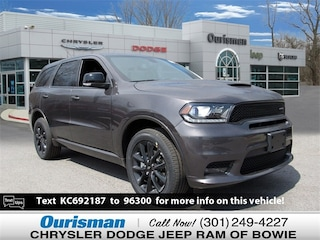 New 2019 Dodge Durango GT PLUS AWD Sport Utility Bowie MD