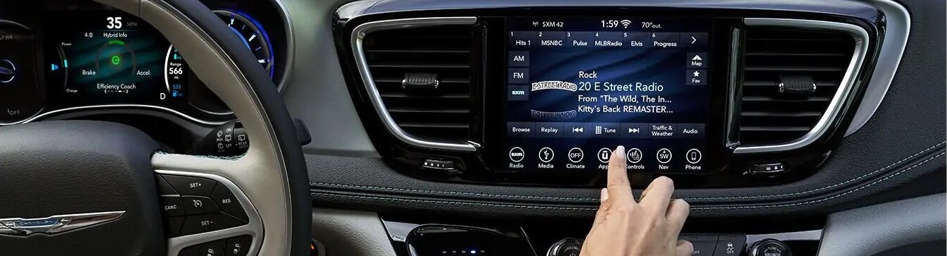 2019 Chrysler Pacifica Interiors