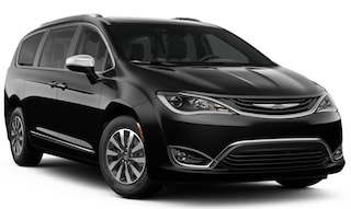 New 2019 Chrysler Pacifica Hybrid LIMITED Passenger Van Bowie MD