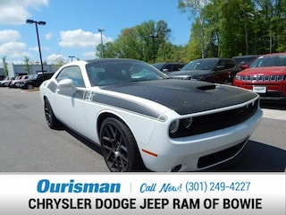 New 2018 Dodge Challenger T/A Coupe Bowie MD