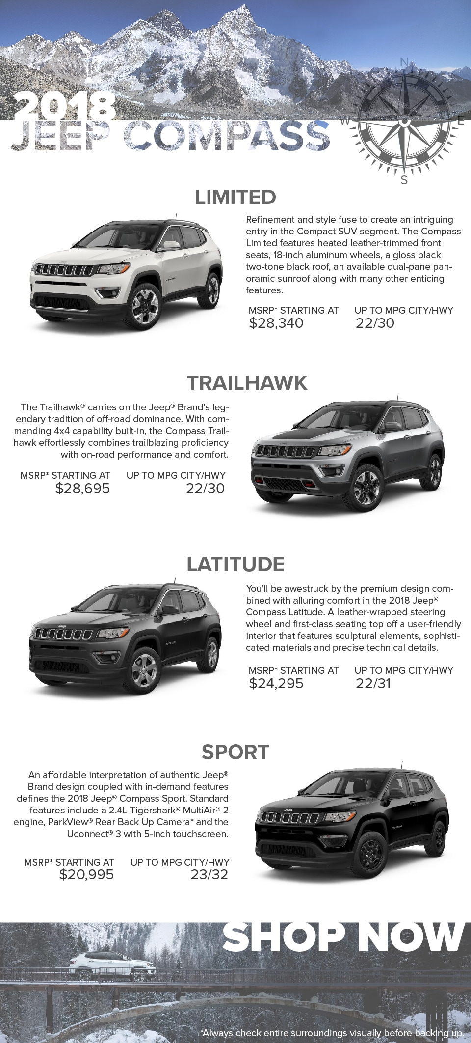 Awesome 2018 Jeep Compass
