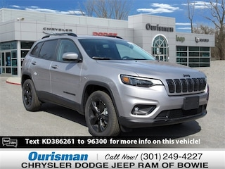 New 2019 Jeep Cherokee ALTITUDE 4X4 Sport Utility Bowie MD