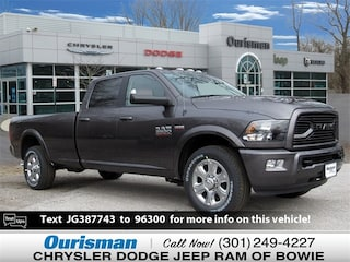 New 2018 Ram 2500 BIG HORN CREW CAB 4X2 8' BOX Crew Cab Bowie MD