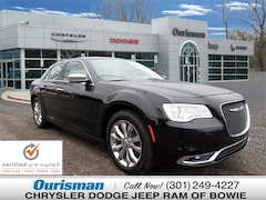 Certified Pre-Owned 2018 Chrysler 300 Limited Sedan Bowie, MD