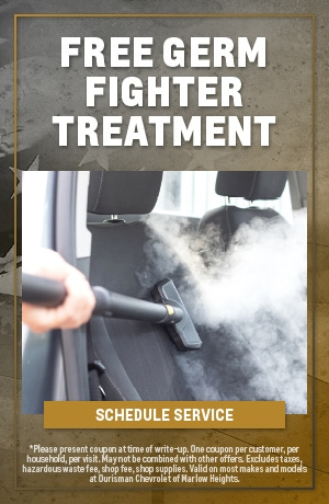 Free Germ Fighter Treatment
