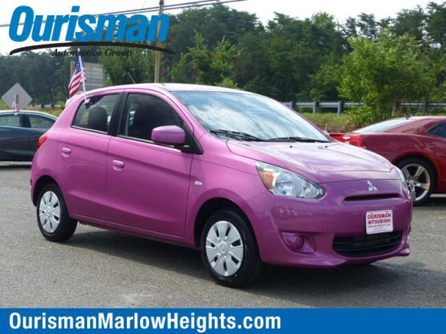 Used 2015 Mitsubishi Mirage For Sale in Bethesda MD | Near ...