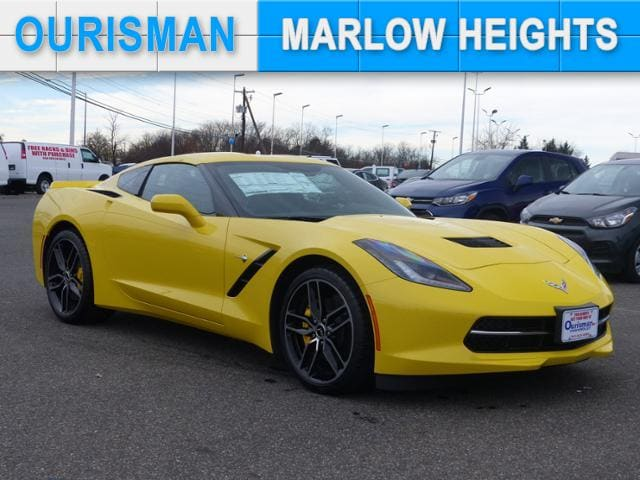 2017 Chevrolet Corvette Stingray  w/1LT Coupe