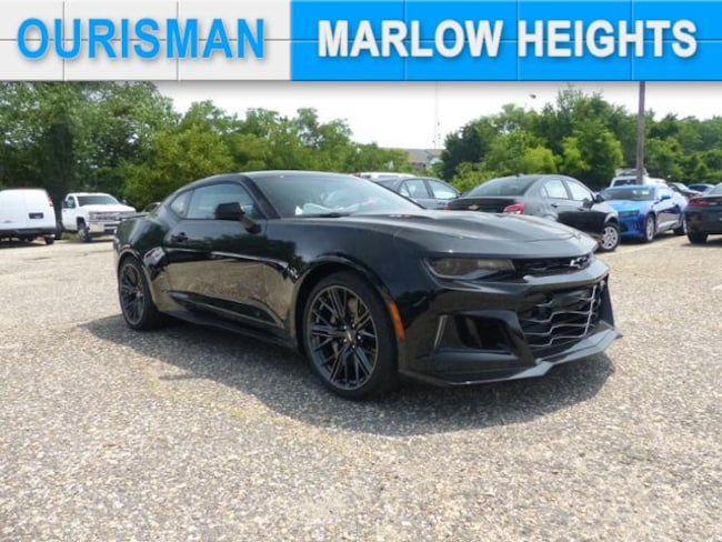 New 2017 Chevrolet Camaro For Sale Bowie Md