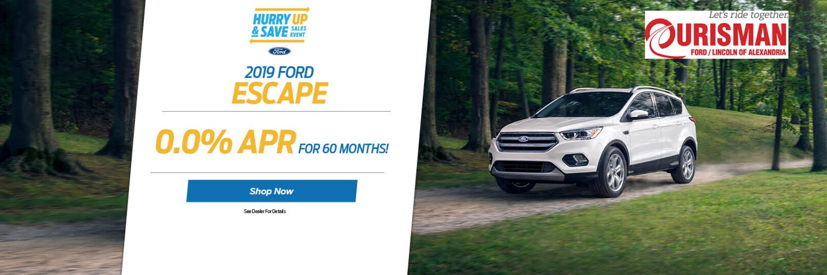 Ourisman Ford & Lincoln: New 2019 & 2020 Ford Dealership Alexandria