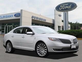 Certified Pre-Owned 2015 Lincoln MKS Base Sedan for Sale in Alexandria