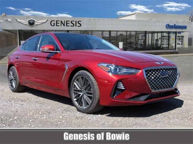 2019 Genesis G70 2.0T Advanced Sedan