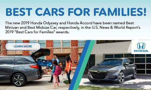 Ourisman Honda of Tysons Corner: Honda Dealer in Vienna, VA