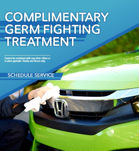 Complimentary Germ Fighter