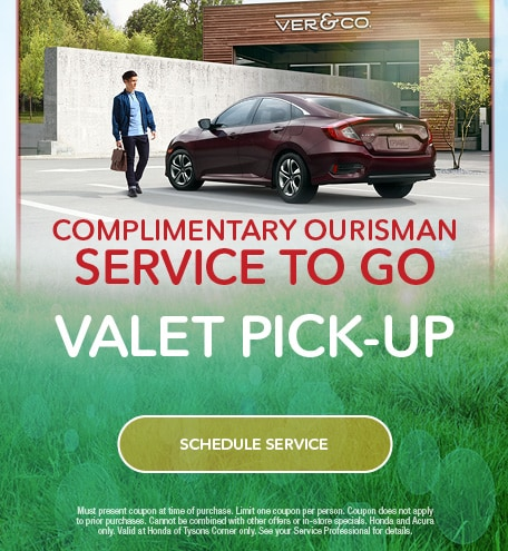 Service to Go Valet