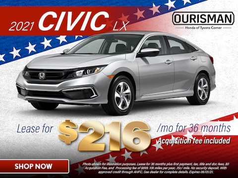 Civic Special - May