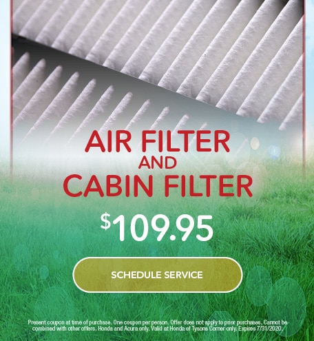 Air Filter and Cabin Filter