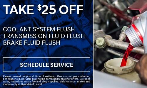Fluid Flush