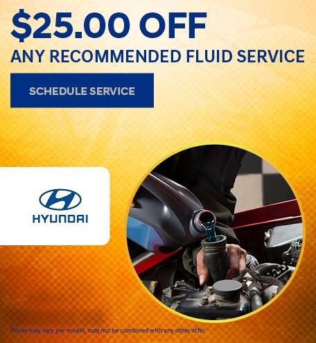 Fluid Service Special